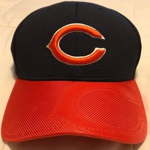 New Era Chicago Bears Fitted Hat Size M/L.